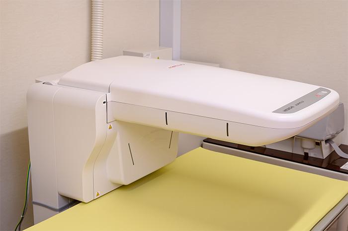 X線骨密度測定器装置